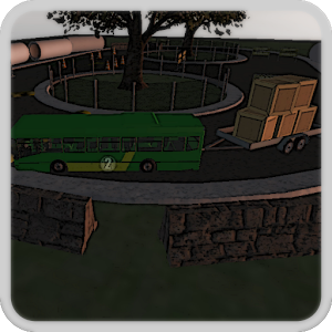 Bus Parking Driving Simulator