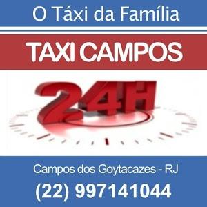 Taxi Campos 24 horas Cliente
