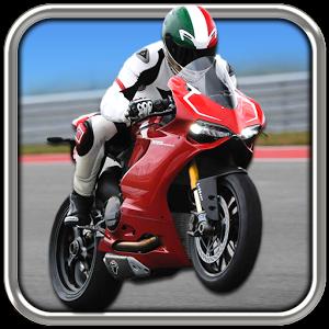 Nitro Motor Bike Racing: Racer