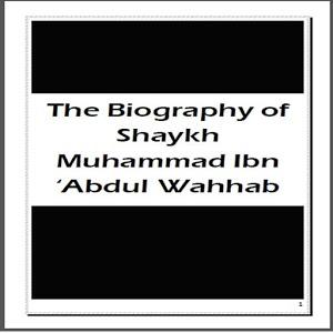 Shaykh Mohammed ibn AbdulWahab