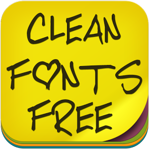 Clean Fonts Free clean sweep free