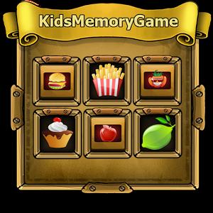 Kids Memory Game SM4