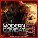 Modern Combat 3: FREE GAME bubble combat game