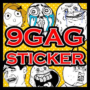 9GAG STICKER