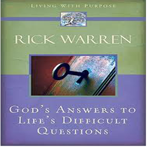 God`s Answers Life Difficult