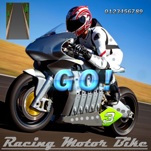 Racing Motor Bike bike motor