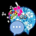 GO SMS THEME/hawaiiantropic