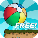 Beach Ball Bounce Game FREE super bounce out game