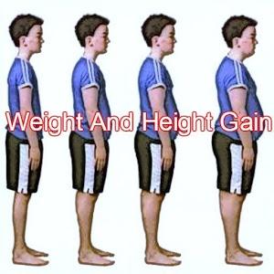 Weight & Height Gain