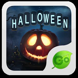 GO Keyboard Halloween Theme