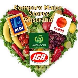 Compare Major Stores Australia