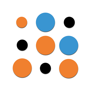 dots lines match apps android
