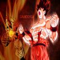Dragon ball GOKU wallpaper