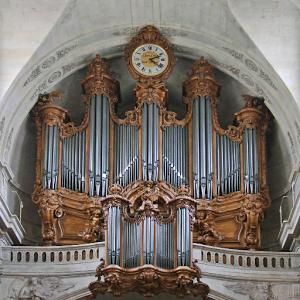 Organ wallpaper