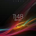 Xperia Z GO Launcher EX Theme