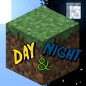 Minecraft HD Time Wallpaper