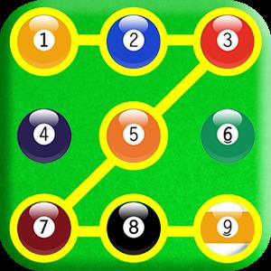 Snooker Pattern Screen Lock