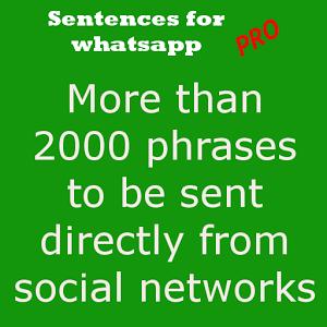 Phrases for Whatsapp PRO phrases