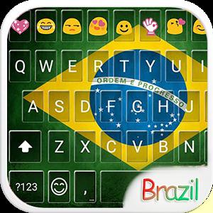 Brazil Keyboard Emoji Keyboard keyboard