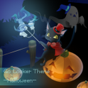 GO Locker Theme -Halloween-