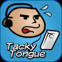Tacky Tongue: actor skill