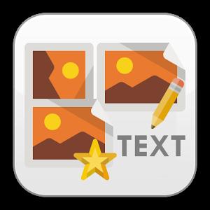 Text On Photo @Edit Photo