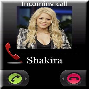 Shakira Prank Calling