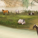 3D Hundred Horses