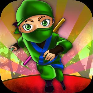 Ninja Kid Dragon Run -Fun Race