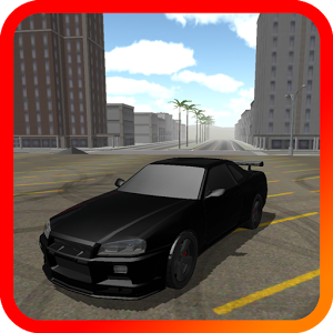 Real Extreme Sport Car 3D
