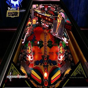 SL Black Jack Cowboy Pinball