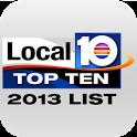 Local 10 List