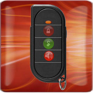 Sound of Car Alarm Key