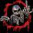 HD Theme:Droid Skull