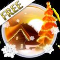 Winter Snow Cartoon LWP FREE