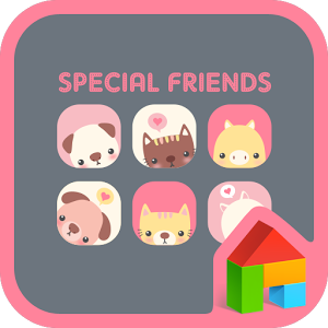 special animal friends dodol
