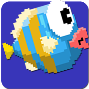 Flappy Fish: Moving Spikes!