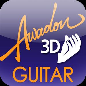 Guitar Chord 3D chord theme