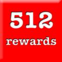 512 rewards rewards