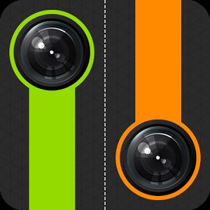 Instasplit:clone&split camera