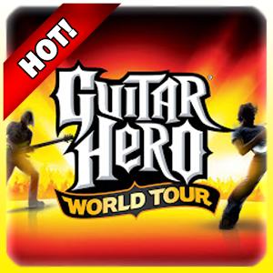 Guitar Hero World Tour Cheats