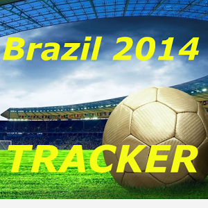 Brazil 2014 Tracker