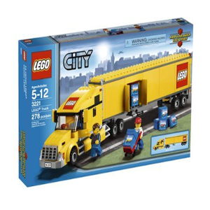Building Toys Truck