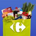 Mes courses Carrefour