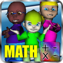 Kids Math Game Education Child