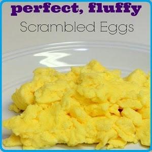 How To Make a Scrambled Eggs