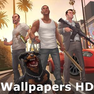 GTA V: Wallpapers HD