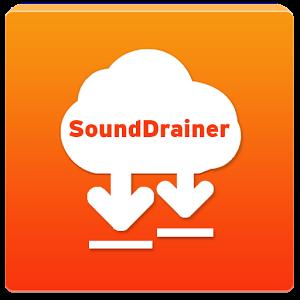 SoundDrainer for Soundcloud