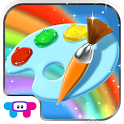 Paint Sparkles Coloring Book
