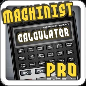 CNC Machinist Calculator Pro machinist